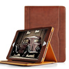 PU leather Case for ipad4, The Thinnest and Lightest Leather Cover With Auto Sleep / Wake for ipad 4/3/2