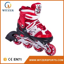 hot selling cheap outdoor heel glider street flashing roller skate