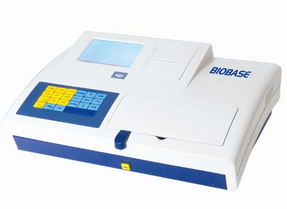Semi-auto Biochemistry analyzer with name BIOBASE-Silver applicable sysmex reagent