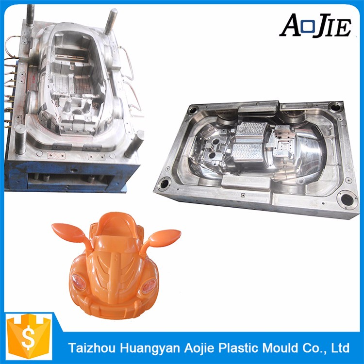 Children Simulation Injection Plastic Toy Car Mould
