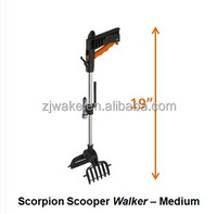 2014 new pet product pet supply plastic dog cat pooper scooper