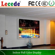 P6 indoor led display/full color flexible smd outdoor led curtain for rental and fixed installation