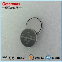 High Quality Button Cell Batteries Cr2032