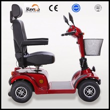 2015 Full Function Handicaped Four wheel portable electric mobility scooter