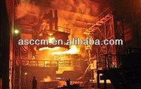 100tons used electric arc furnace