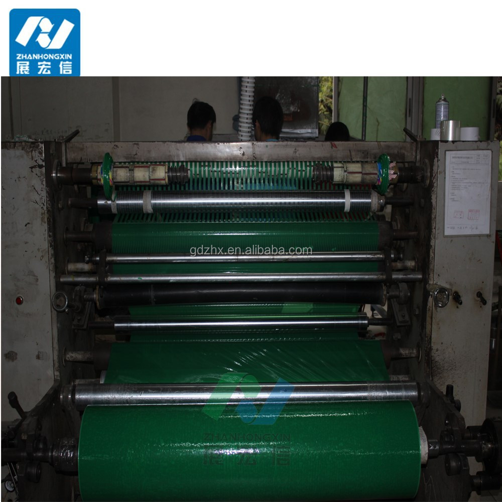 Mini stretch film tubing plastic roll film