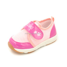 china kids shoes fashion hollow out mesh fancy baby soft TPR sole baby shoes