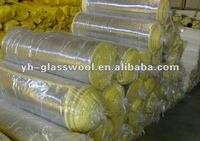 Great quality glass wool/insulation glass wool roll price