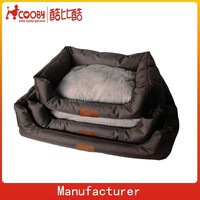 COO-2091 Coobypet Indoor Home Decor Accent Luxury Cushion Pet Sofa Bed