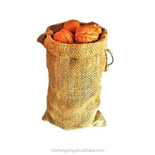 For cocoa packing jute gunny sack price wholesale