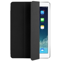 3-folding Polyurethane Smart Cover for iPad Air / 2