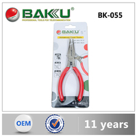 Baku Multi High Quality Hot Design Mobile Tools Cable Crimping Plier For Phone