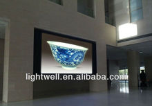 Die- Casting Rental Cabinet SMD P6 Full color indoor LED Display (3-in-1 P6-1R1G1B)