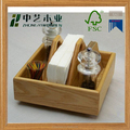 Hot sale Chinese supplier Wholesale simply classical kitchen accessories spice jar sets spice holder wooden box holder