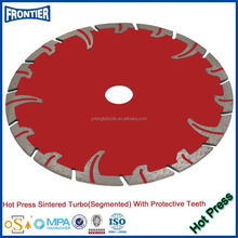Industrial Used Diamond Circular Saw Blade for Cutting Asphalt,Granite,Concrete,Ceramic,Brick (LS03)