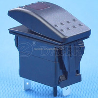 Buy Qualified Rocker Switch/ON OFF momentary switch in China on ...