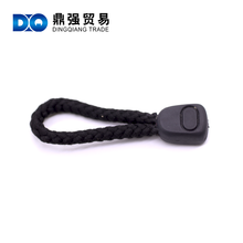 2017 custom pvc rubber puller tag luggage bag parts and accessories