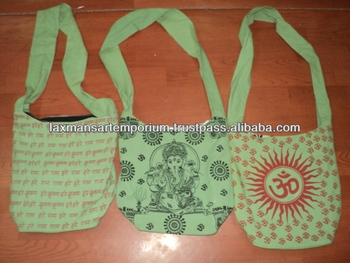 om ethnic indian bags 2014 printed