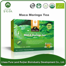 100% natural and No GMO fat removal tea /moringa slimming tea