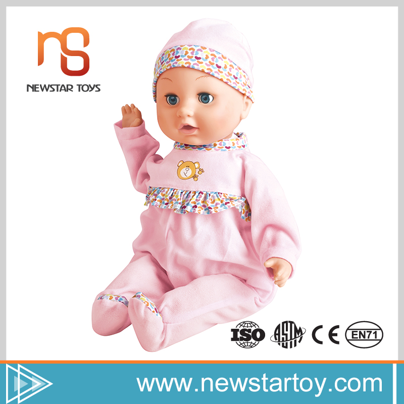 latest products in market for crying silicone baby doll for sale