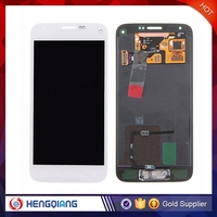 Factory direct selling LCD touch screen phone replace display screen for samsung galaxy s5 mini