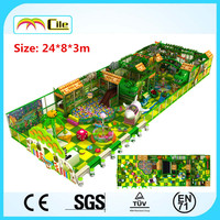 CILE Joyous Giant Kiddie Playground Equipment