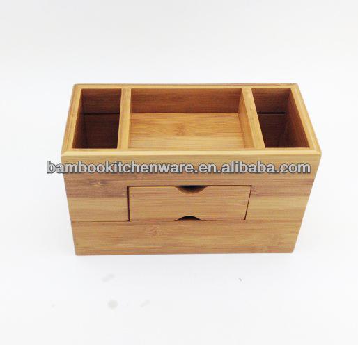 bambus holz schreibtisch zubeh r veranstalter andere. Black Bedroom Furniture Sets. Home Design Ideas