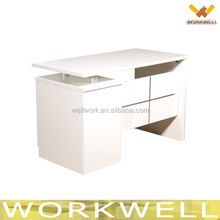 WorkWell Office furniture latest modern design wooden office table&office counter table for staff Kw-Z29