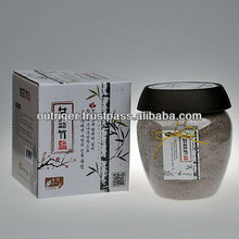 9 times roasted bamboo salt - 1Kg powder & grain type