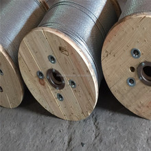 Hot Dip Galvanized Steel Wire Strand for Optical Fiber Cable