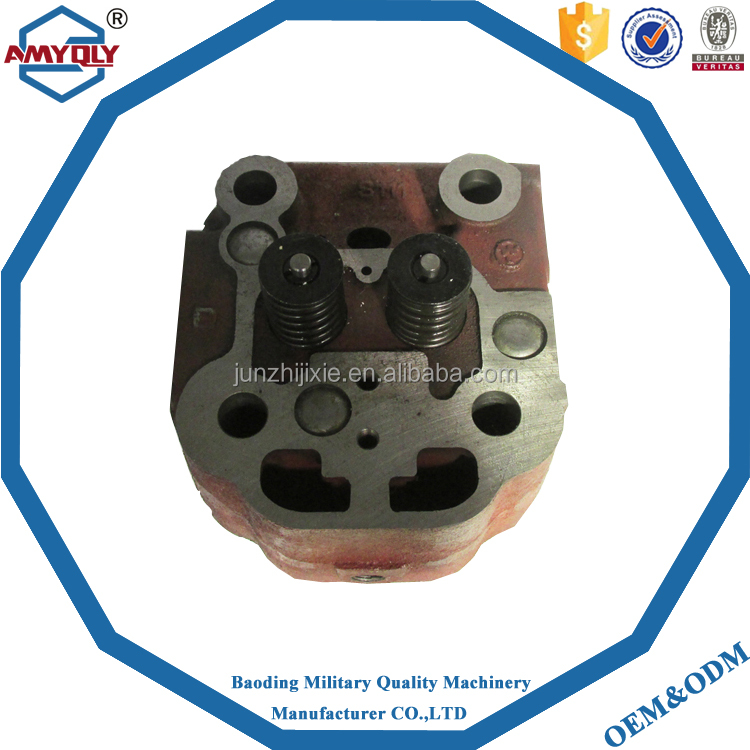 Head cylinder and cylinder head cover GX340 GX390 cylinder head manufacturer good quality low price