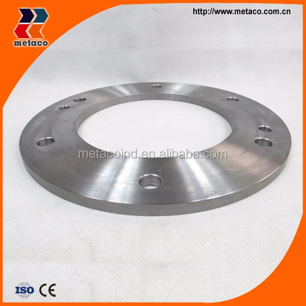 Types of flanges with flange forming machine