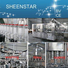 SHEENSTAR hot export glass bottle rinser