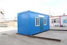 manufacturing to shipping practical 20ft hydraulic container
