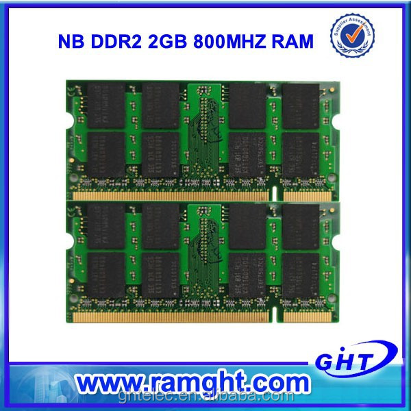 ram memory bus low value ddr2 2gb in stock