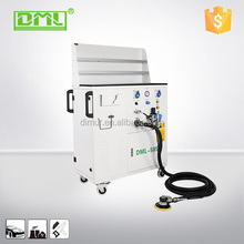 Mobile dry sanding dust extraction equipment/dust remover spray