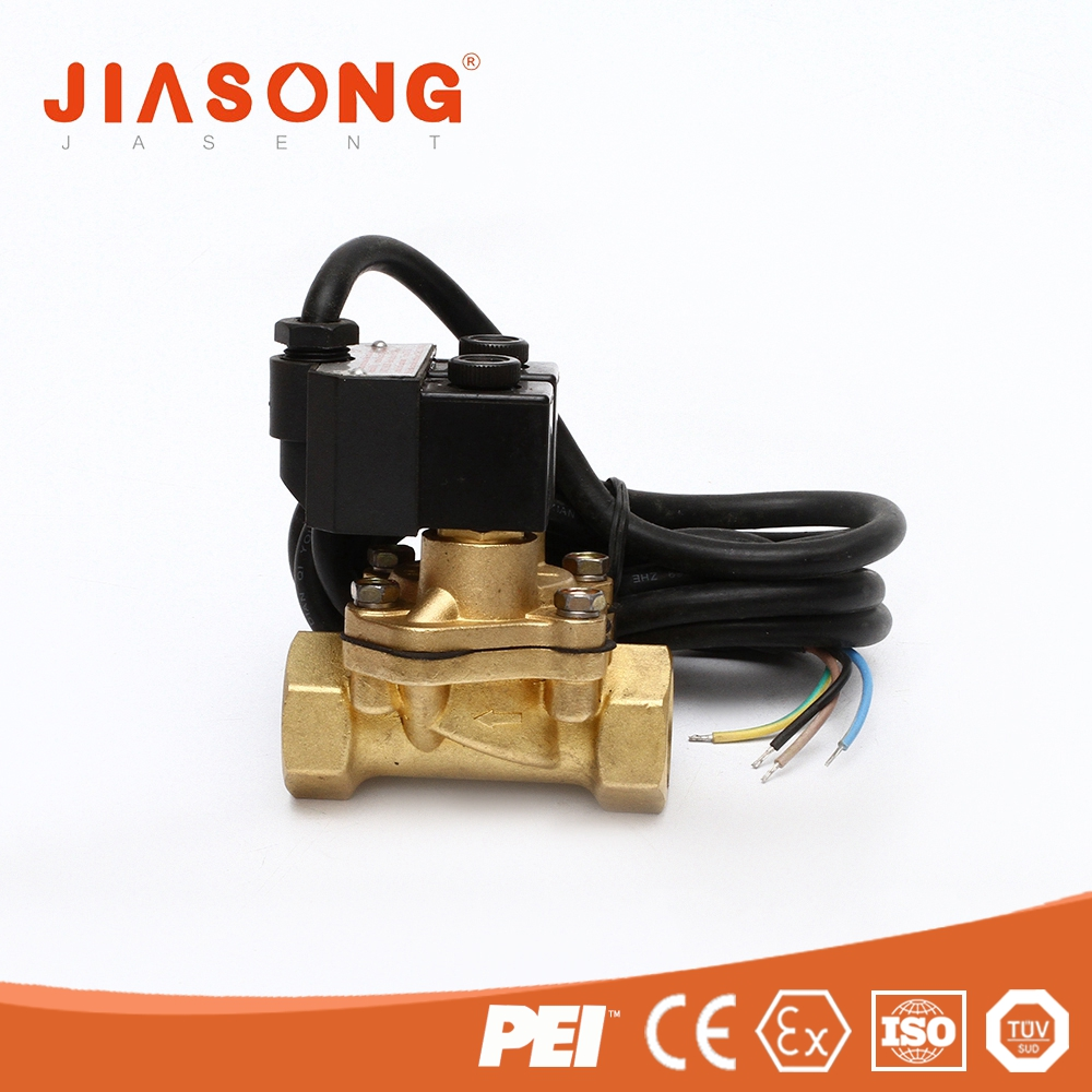 220v tatsuno gasoline solenoid valve flange connection