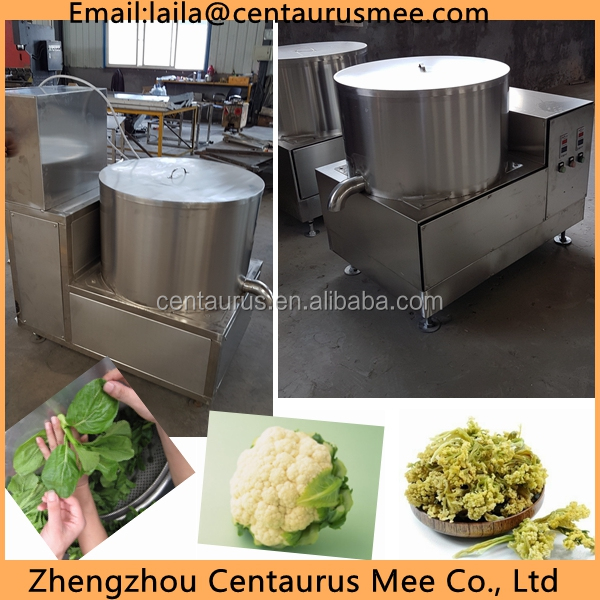Reasonable price vegetables centrifugal dewatering machine with good quality