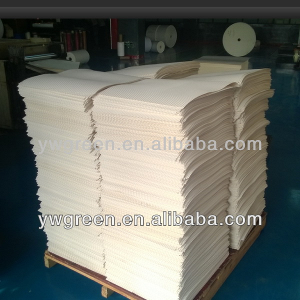 die cut paper for paper cup making/pe coated paper cup fan/paper in sheet