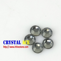 Loose machine cut flatback Korean lead free hotfix rhinestones