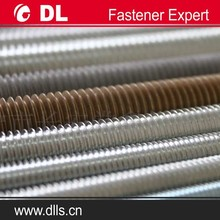 Grade 4.8 Low Carbon Steel Thread Rod /threaded rod internal