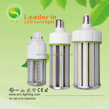 5 years warranty 5w/7w/100w/120w led corn light bulb with 110-120 lumen efficiency, UL cert led corn lamp for parking lot