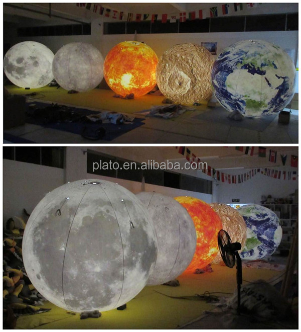 gigantic inflatable planets - photo #25