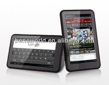 Top products 7 inch android tablette pc MTK6575 tablets 512mb ram 2gb rom wifi 2g/3g gps BT FM ATV