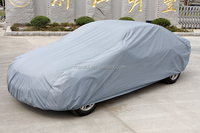 Practical PEVA soft lining cotton coated FMA 13402 plastic car cover