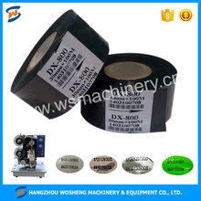 WS Hot stamping foil 35mm*100m for date printing