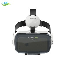 New 3D Glasses VR Headset Xiaozhai BOBO VR Z4 Virtual Reality 3D glasses with Headphone
