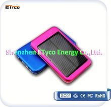 solar charger case for ipad mini 5000mAh with LED indicator, China manufacturer