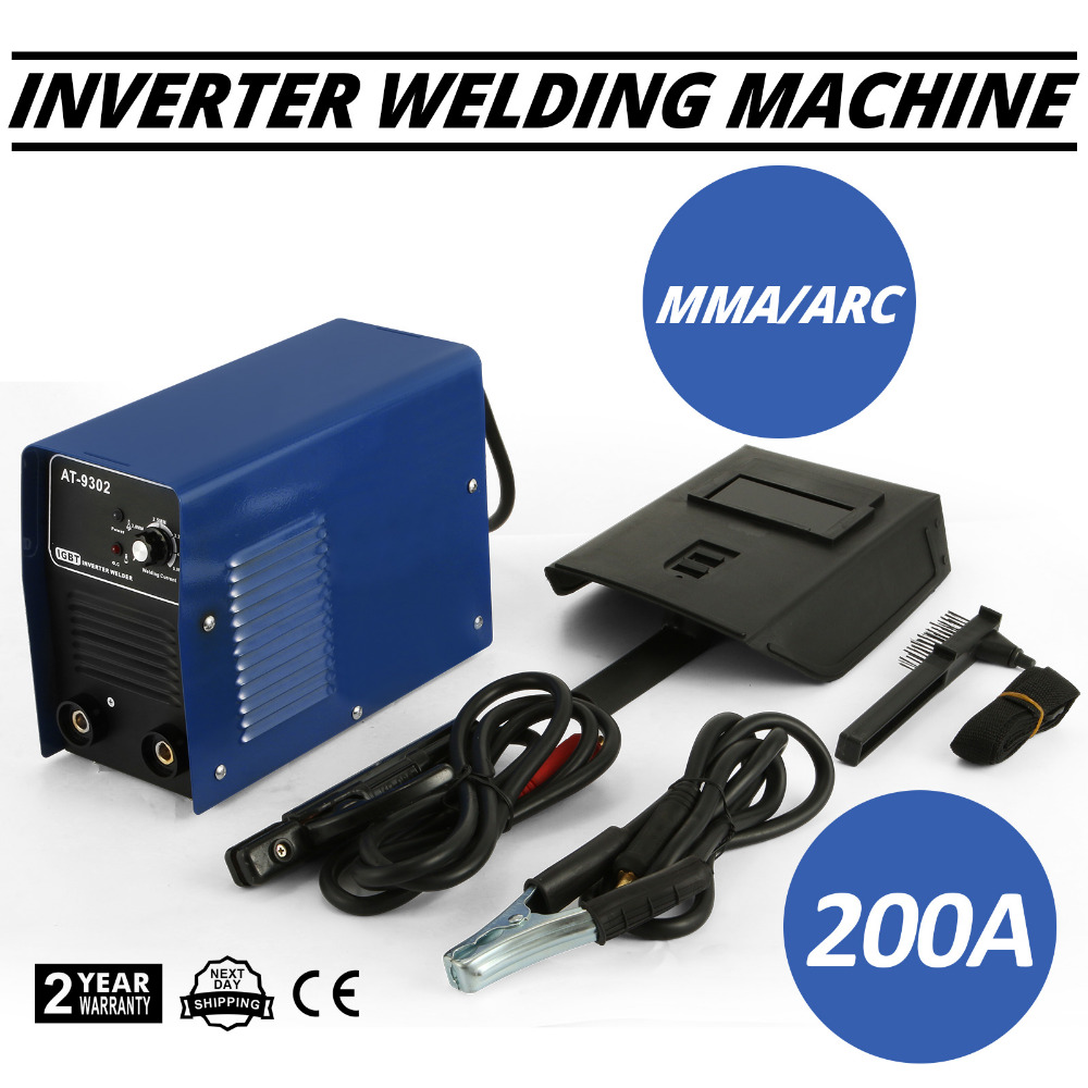 2018 Hot sales 200 Ampee Compact Electrode <strong>Welding</strong> Machine 4.5mm / Inverter <strong>Welding</strong> Machine MMA, ARC