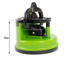 Best selling round knife sharpener plastic knife sharpener sharpener knife as seen on TV